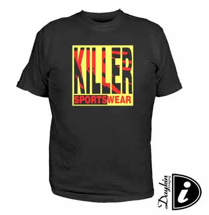 Killer Sportswear - Daykin Imaging