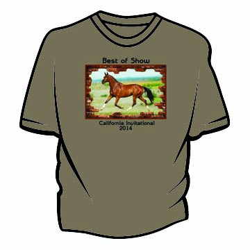 T-shirt-sample-with-brick-frame-and-horse