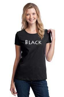 Ladies-Black-L3930
