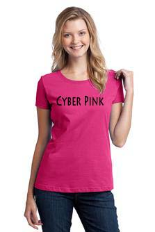Ladies-CyberPink-L3930