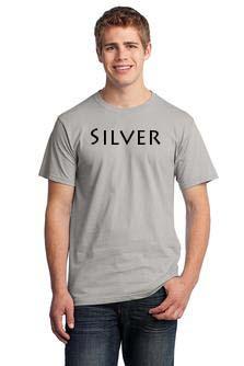 Unisex-Silver-3930